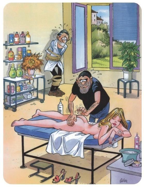Половой акт в смешных картинках