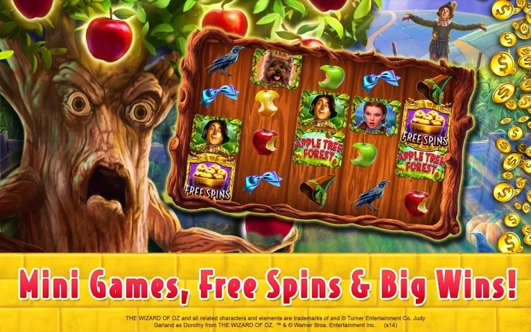 Wizard of Oz Slots Free Casino 10.0.245 [En]