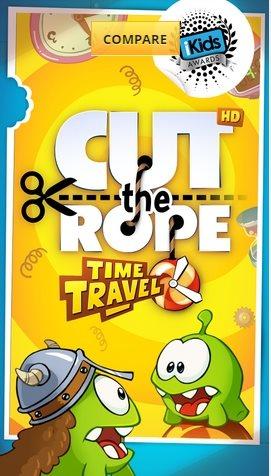 Cut the Rope [Ru] Сборник всех игр этой серии 5