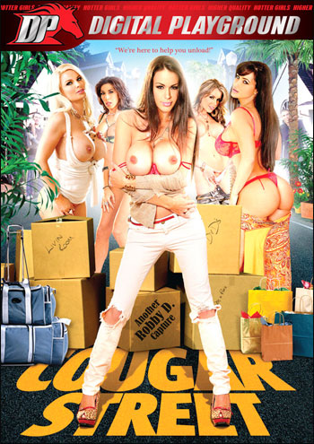 Digital Playground - Улица Пум / Cougar Street (2010) DVDRip-AVC |