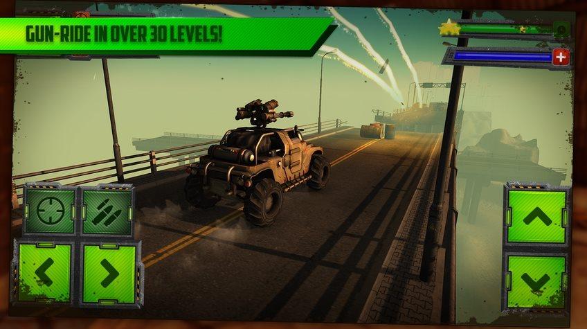 Gun Rider 1.3 [Ru]