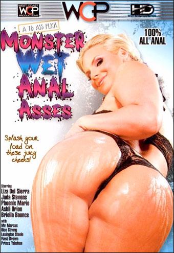 Monster Wet Anal Asses (2011) DVDRip