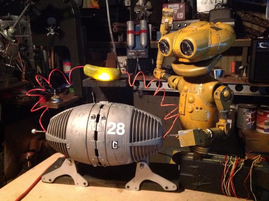 Роботостроительство