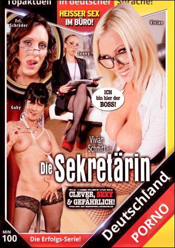 Cекретарша / Die Sekretarin (2015) WEBRip