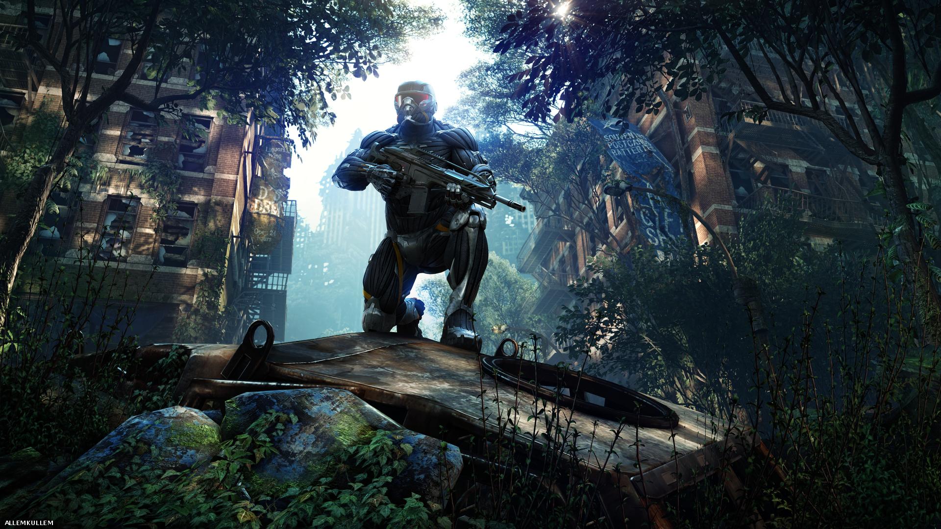 Crysis 3 2013 - T�rk�e (Kurulum ve Crack Gerektirmez) [TURKNOVA Edition]