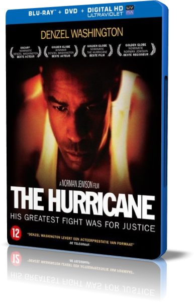 ������ / The Hurricane (1999) BDRip-AVC | MVO