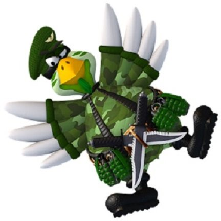 Chicken Invaders / Куриные захватчики 5 версий [En]