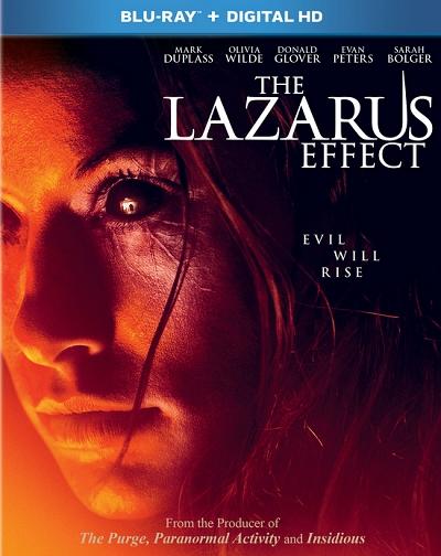 Эффект Лазаря / The Lazarus Effect (2015) HDRip-AVC | DUB | Чистый звук