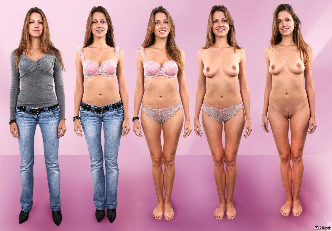 Фото женщины постепенно снимают одежду 5 фотография