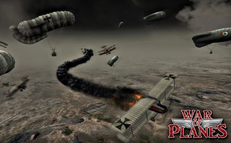 Red Baron: War of Planes 2.08.3 [En]