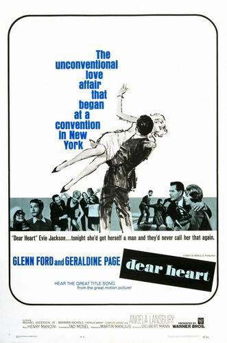 Дорогое сердце / Dear Heart (Делберт Манн / Delbert Mann) [1964, США, мелодрама, DVDRip] MVO (СВ Дубль)