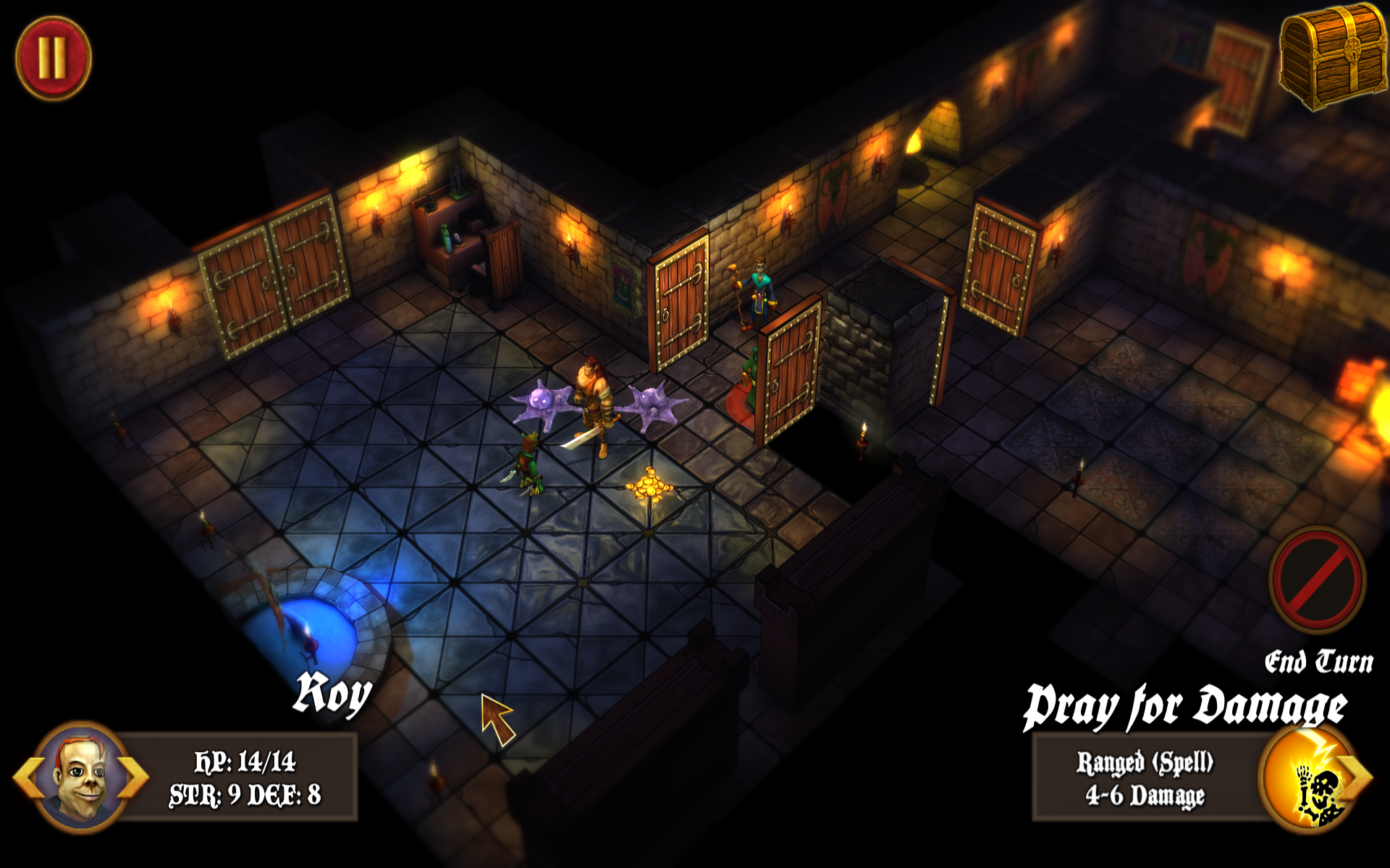 Dungeon Crawlers HD v. 2.1.0 (01.06.2015) [En] [OS X Native game]