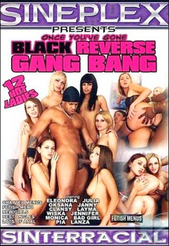 Sineplex - Групповуха наоборот по-ч0рному / Black Reverse Gang Bang (2007) DVDRip