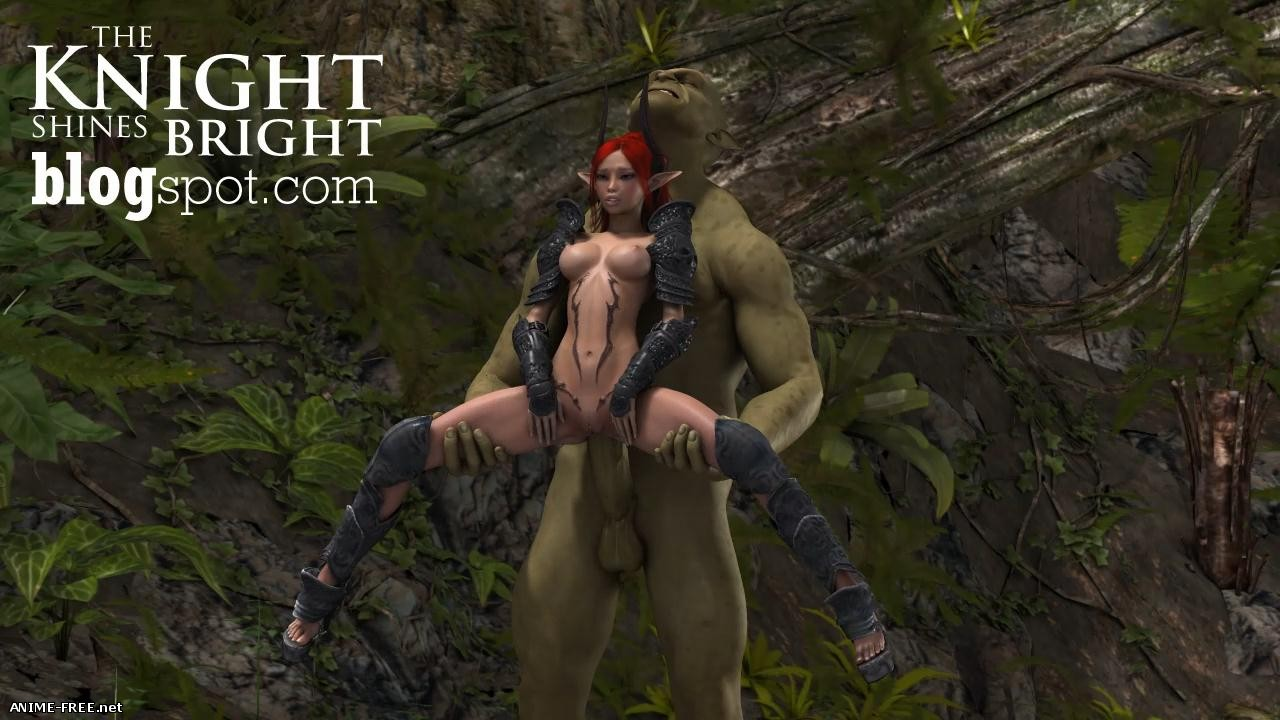 The knight shines bright - TERA Pack 02 [2014] [3D] [Uncen] [ENG] Anime Hentai