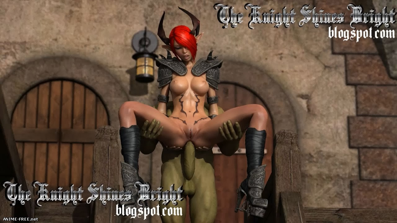 The knight shines bright - TERA Pack 01 [2013] [3D] [Uncen] [ENG] Anime Hentai