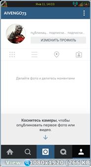Instagram 9.7.0 (2016) Rus
