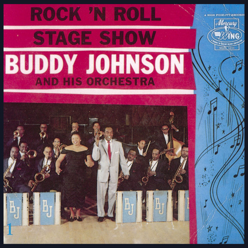 (Jump Blues, Rhythm & Blues, Rock & Roll) [CD] Buddy & Ella Johnson - Buddy And Ella Johnson 1953-1964 (4CD Box Set) - 1992, FLAC (tracks+.cue), lossless