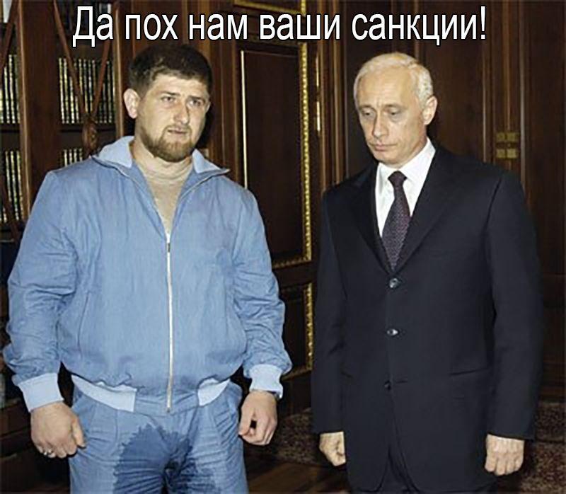 Западные санкции против России - неразумное и вредное решение, - Путин - Цензор.НЕТ 9019