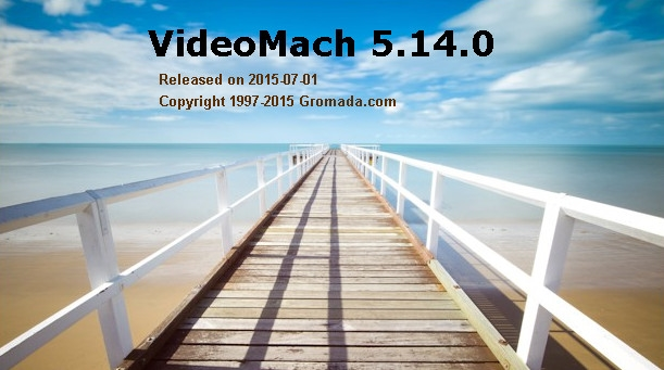 VideoMach 5.14.0 Professional