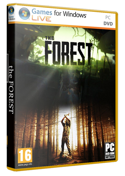 The Forest [0.19C] (2015) PC   RePack �� xGhost
