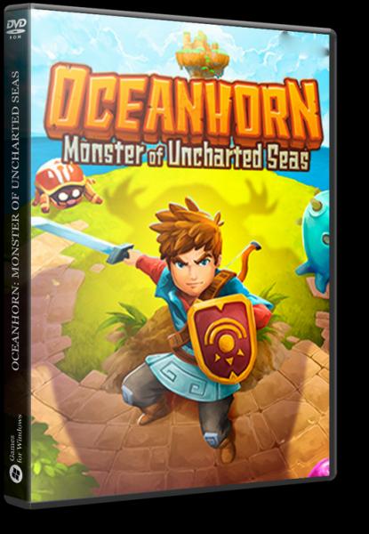 Oceanhorn: Monster of Uncharted Seas (2015) PC   RePack �� xGhost