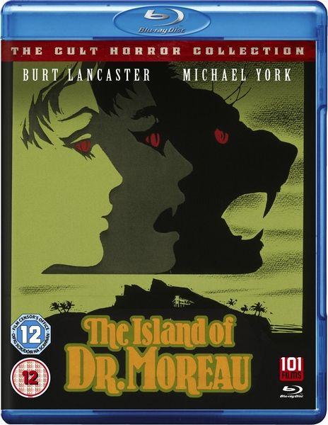 Остров доктора Моро / The Island of Dr. Moreau (Дон Тейлор / Don Taylor) [1977, США, ужасы, фантастика, фэнтези, триллер, мелодрама, приключения,BDRip] MVO