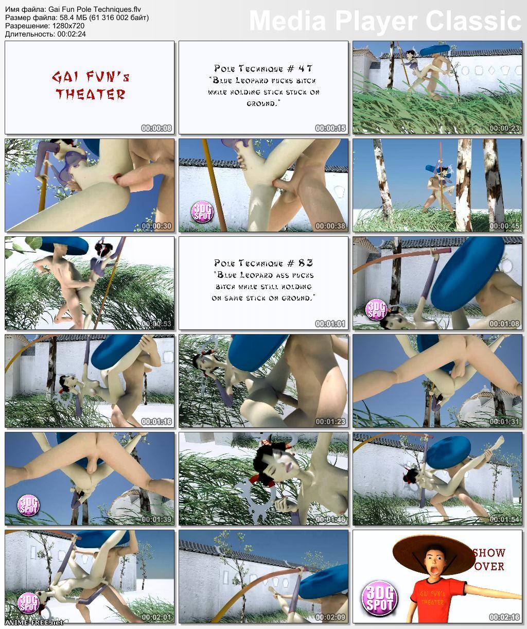 Сборник трехмерной анимации от 3DGspot (видео + игры) [2011-2015] [3D] [ENG] 3D-Hentai