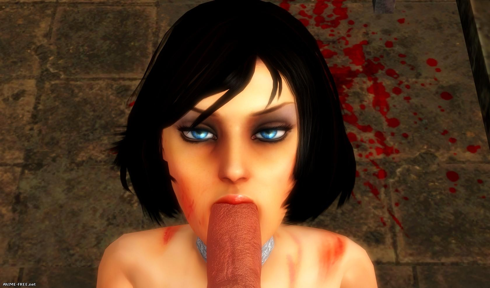Bioshock Infinite - Elizabeth [Ptcen] [JPG,PNG,GIF] Hentai ART