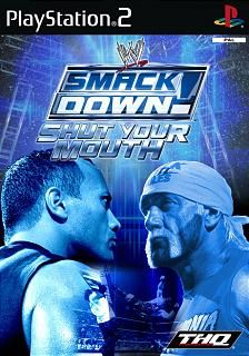 WWE SmackDown! Shut Your Mouth [CORRECT ENTRANCES FIX] (2002) [PS2][EUR][License][En]