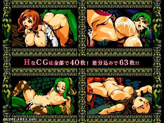 Castlevania succubus [2015] [Сen] [Action, DOT/Pixel] [JAP] H-Game