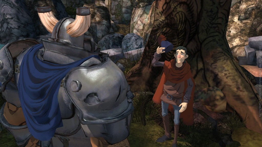 King's Quest: Chapter 1 (2015) [En/De/Fr] License CODEX