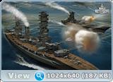 World of Warships (2015) [Ru] (0.4.1.114619) License - скачать бесплатно торрент