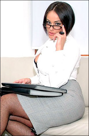 Victoria Brown — Cum Into My Office 3 (2008)