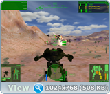 MechWarrior 4: Mercenaries (2002) [Ru/En] (51.03.01.0030c) Repack Raf-9600
