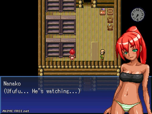 VH! Violated Heroine / ������������ ������� [2012] [Uncen] [jRPG] [ENG,JAP] H-Game
