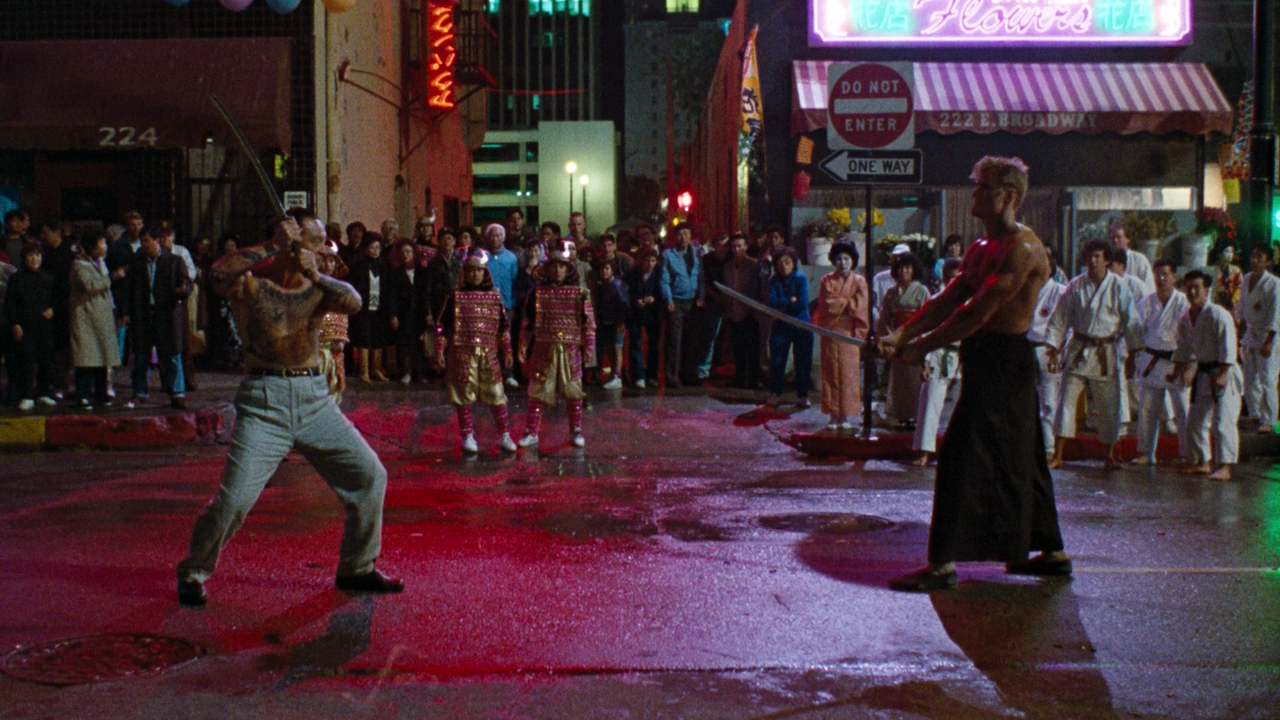 Разборки в маленьком Токио / Showdown in Little Tokyo (1991) BDRip 720p
