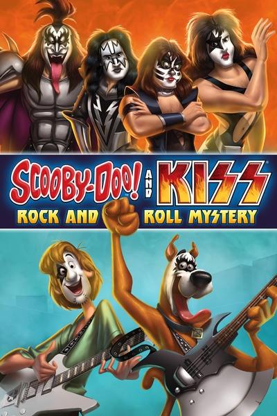 Скуби-Ду и KISS: Тайна рок-н-ролла / Scooby-Doo! And Kiss: Rock and Roll Mystery (2015) BDRip [1080p] ATV скачать через торрент бесплатно