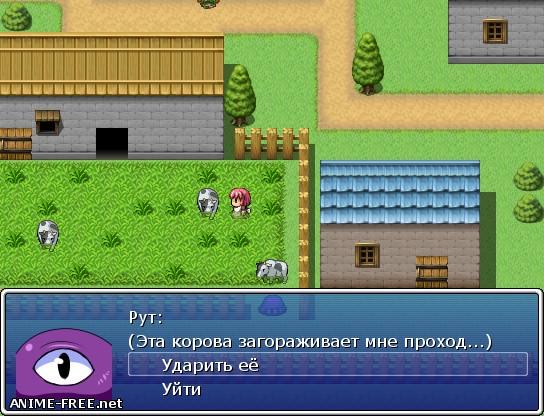 Shokushu de sennou / Промывание мозгов щупальцами [2011] [Cen] [jRPG] [RUS] H-Game