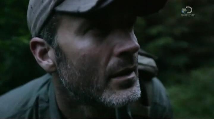 Discovery. Уйти от погони / Lone Target (2 сезон: 1-7 серии из 7) (2015) HDTVRip