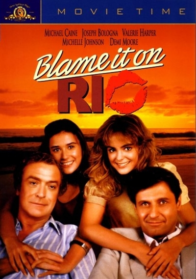 �� ���� ������� ��� / Blame It on Rio (1984) WEB-DLRip-AVC