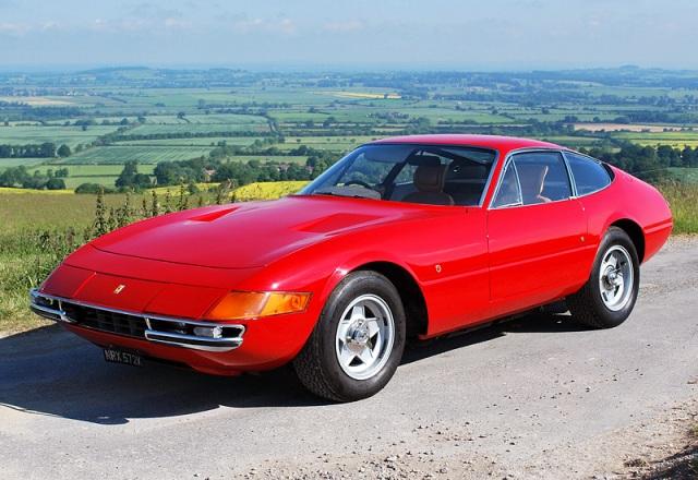 Единственный универсал Ferrari 365 GTB/4 Daytona Shooting Brake выставлен на продажу