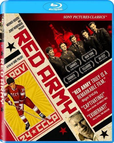 Красная армия / Red Army (2014) BDRip [H.264/720p]