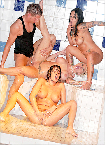 Tory Lane, Monroe Valentino & Reagan Reece — Triple Trouble 2 (2011)