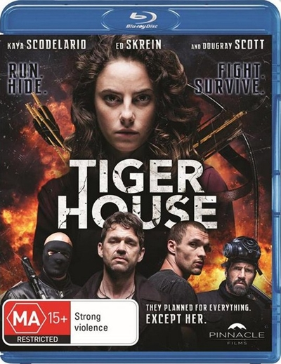 ��� ����� / Tiger House (2015) HDRip-AVC | Open Matte | VO