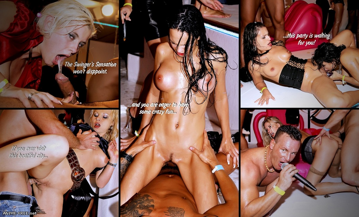 The Ultimate Swinger Party Guide UPDATED [2015] [Uncen] [Video, Flash] [ENG] SexGame