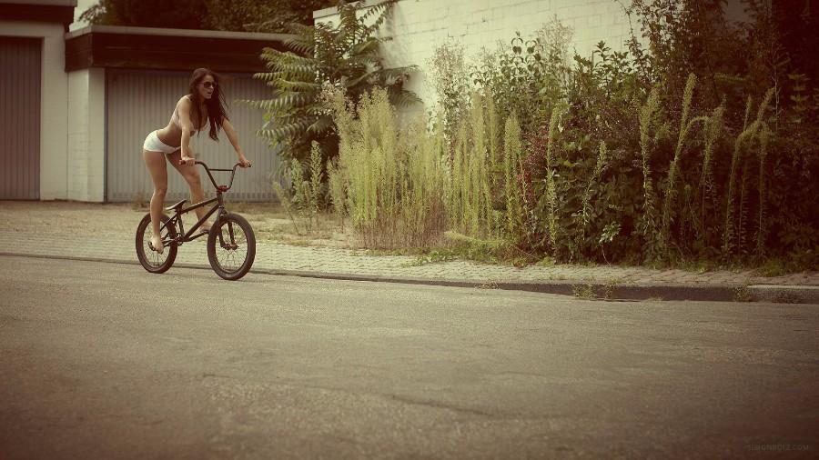 Маленький BMX