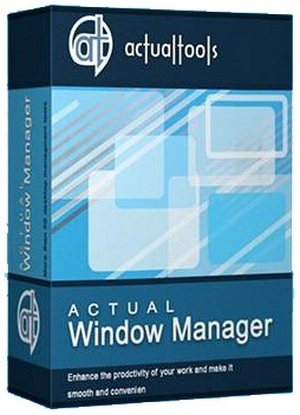 Actual Window Manager 8.9.1 (x86-x64) (2016) Multi/Rus