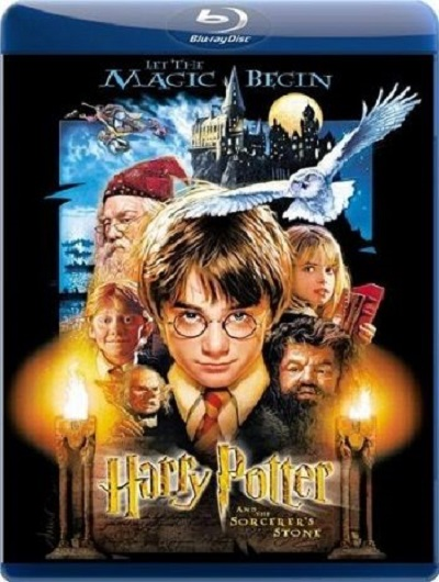 Гарри Поттер и философский камень / Harry Potter and the Sorcerer's Stone (2001) (BDRip 720p) 60 fps