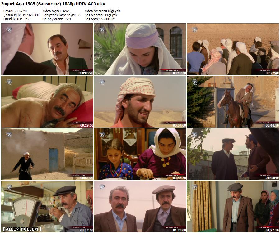 Züğürt Ağa 1985 (Yerli Film - Sansürsüz) 1080p HDTV AC3