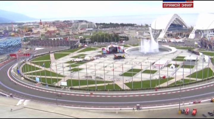 Формула 1. Гран-при России (15 этап: Гонка) (2015) SATRip